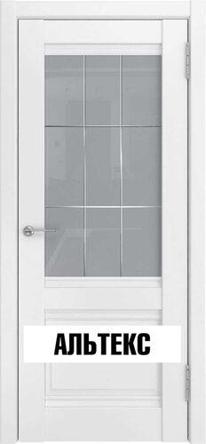 Межкомнатная дверь - U-52 Белый