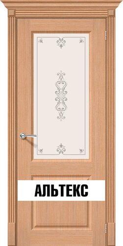 Межкомнатная дверь - Статус-13 Ф-01 (Дуб)